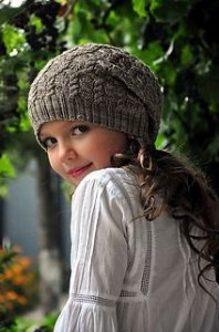 Autumn Whirlpool Hat by Pelykh Natalie 65ad38d3d6